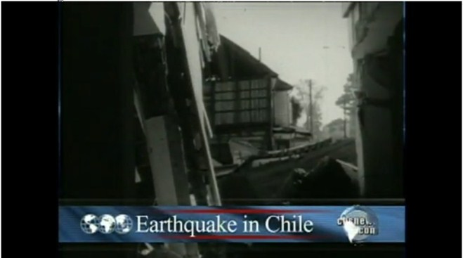 Video: February 2010 Report by CBS News on Chilean M9.5 Earthquake